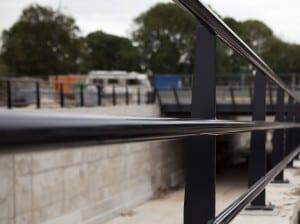 Busbaan uithoorn hekwerk 4